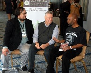 Anthony Johnson, Rep. Dana Rohrabacher,