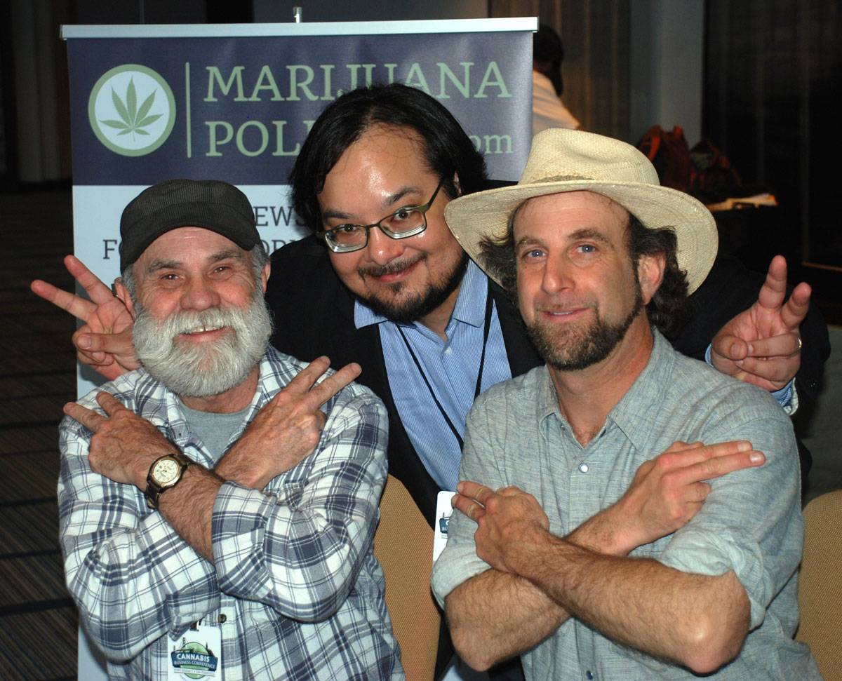 Got the opportunity to speak with Edgar Winters and Doug Fine, two down-to-earth guys that are working to plant the first state-licensed hemp farm in Oregon.