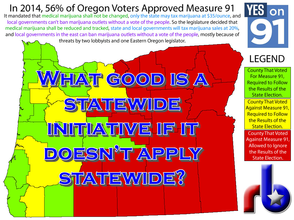What good is a statewide initiative if it doesn't apply statewide?