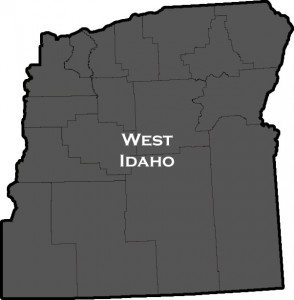 West Idaho