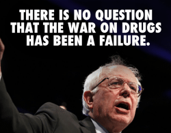 Bernie Sanders War on Drugs