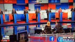 Fox News GOP Debate
