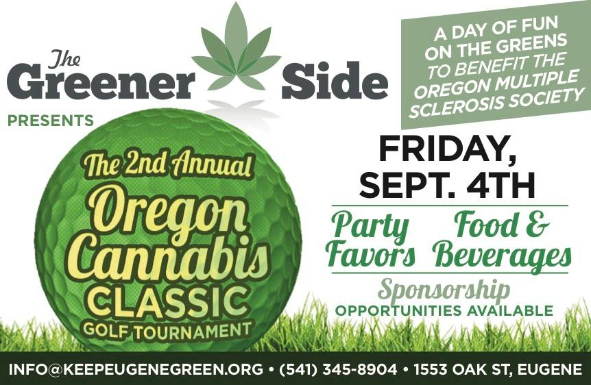 Greener Side Oregon Cannabis Classic
