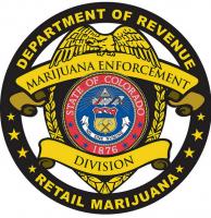 Marijuana Enforcement Division Logo Colorado