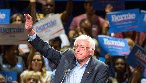 Bernie Sanders speaking in Arizona