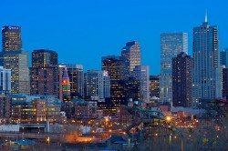 Denver Skyline Larry Johnson