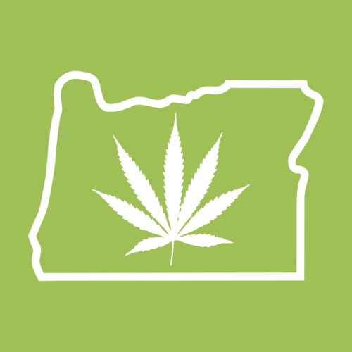 Oregon leaf