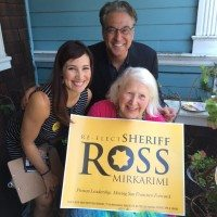 Sheriff Ross Mirkarimi