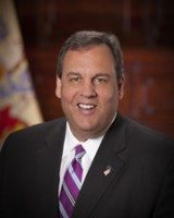 Gov Chris Christie (R) NJ
