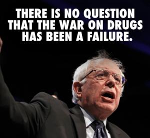 Bernie Sanders Drug War