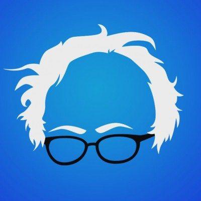 BernieSandersHairGlasses