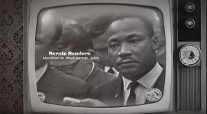 Bernie Sanders Real Change Commercial