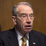 Sen. Chuck Grassley, R-Iowa Photo/Jacquelyn Martin)