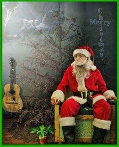 Willie Nelson Merry Christmas