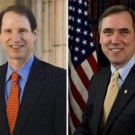 Oregon Senators Ron Wyden and Jeff Merkley