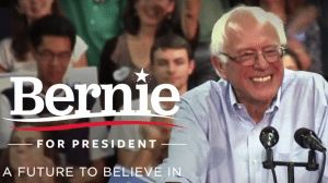 Bernie Sanders A Future to Believe In