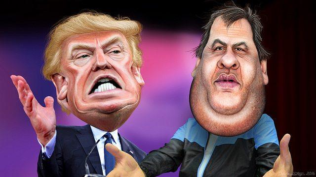 TrumpChristie