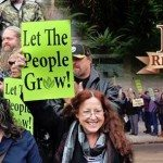 Right to Grow Protest