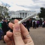 Joint at the White House