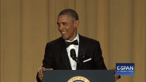Obama White House Correspondents Dinner 2016