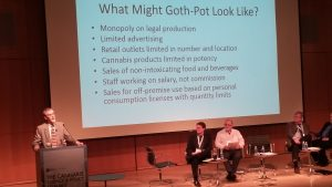 A set of marijuana policy proposals discussed at a BOTEC Policy Summit hosted by Mark Kleiman in New York this year.