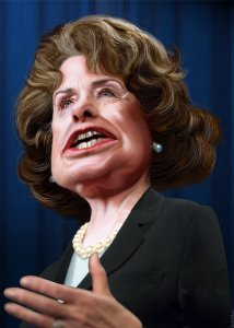 Dianne Feinstein Image flickr.com