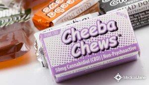 cheba chews edible marijuana