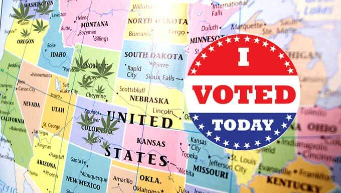US Elections Cannabis Impact