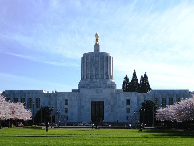 Oregon Legislature