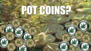 marijuana crypto coins
