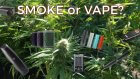 Smoke or Vape? The Benefits of Vaporizing Weed Over Smoking It