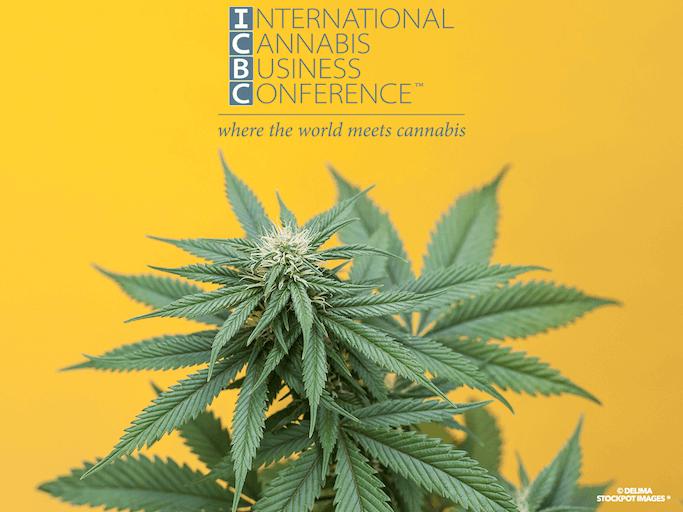 Cannabis Plant ICBC Logo