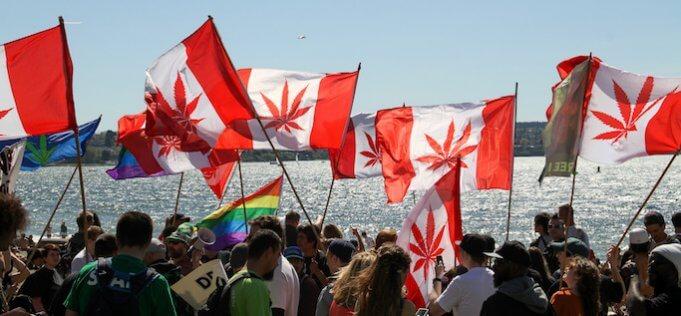 Canada Global Cannabis March