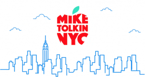 Mike Tolkin NYC Mayoral Logo