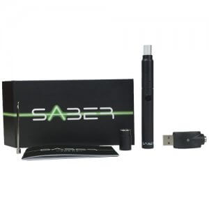 saber vape pen kit for wax